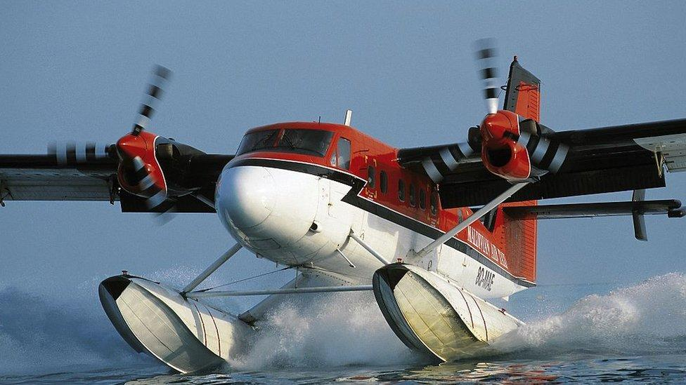 Indian airline turns to seaplanes to boost travel