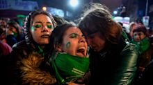 Woman Dies From Botched DIY Abortion Days After Argentina Rejects Abortion Bill