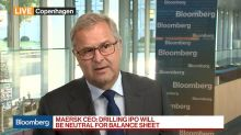 Maersk CEO on Drilling Unit Spinoff, Earnings, Freight Rates