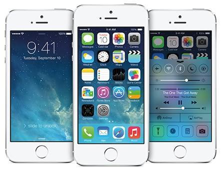 iOS 7 arrives on Apple devices September 18th