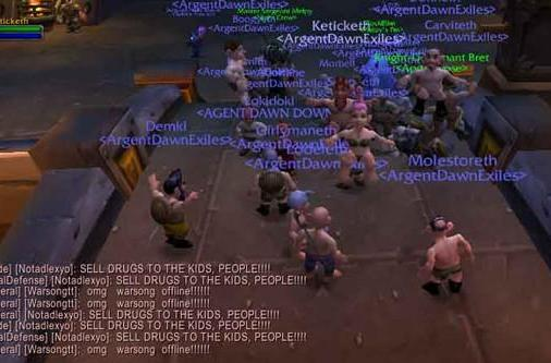 Breakfast Topic: Have you ever protested about game issues in game?