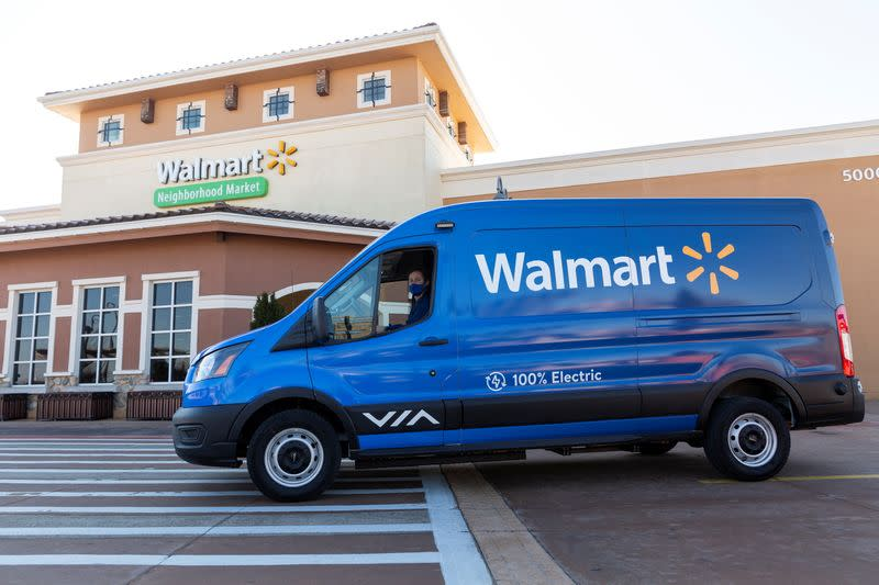 Walmart, Target Follow Amazon, Try Local Package Delivery