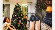 在家過聖誕!明星怎樣佈置家居?