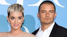 Katy Perry And Orlando Bloom Make Reported Engagement Announcement On Instagram