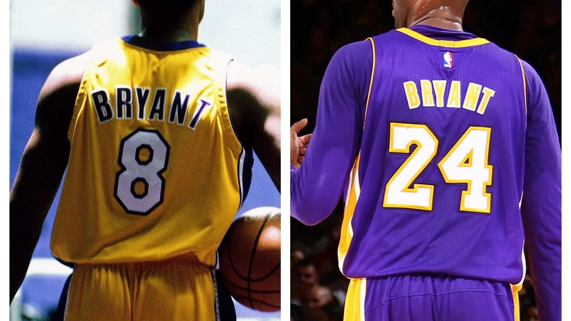 Kobe Bryant: Significance of having both jerseys retired [Video]