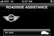MINI Roadside Assistance can get you and your MINI out of trouble spots