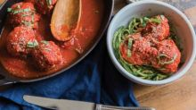 How to make Paleo meatballs with zucchini noodles