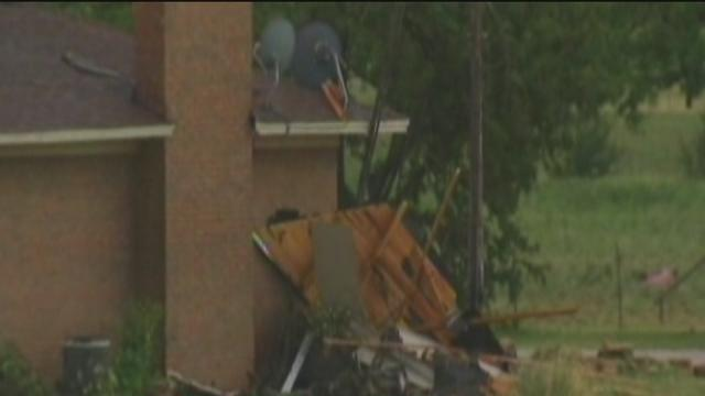 At least 6 killed in north Texas tornadoes