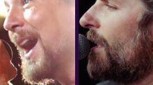 Bradley Cooper basó su personaje de Ha nacido una estrella en Eddie Vedder (de Pearl Jam)
