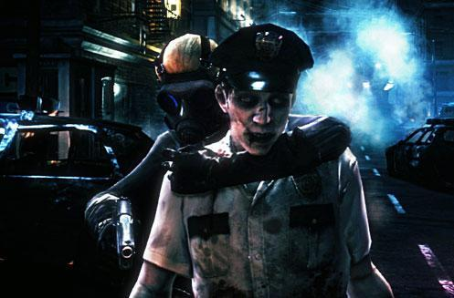 First Resident Evil: Operation Raccoon City screens deployed