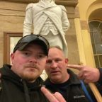 Feds Charge 2 Trump-Loving Cops Who Took A Selfie During Attack On U.S. Capitol