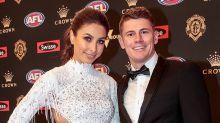 AFL star embroiled in messy Instagram spat