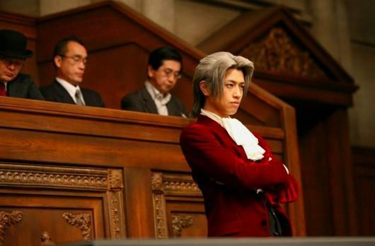 Phoenix Wright movie comes to DVD and Blu-Ray in Japan this August