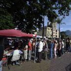 'Red points' spark contention in Venezuelan vote