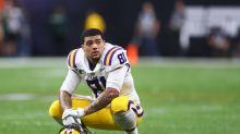 Washington releases rookie TE Thaddeus Moss with injury designation