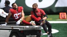 NFL rules MetLife Stadium's turf OK to play after Niners' string of injuries