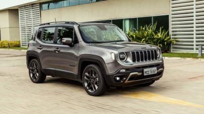 Jeep Renegade 2019 tem retoques visuais. Veja mais