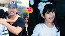 Here's Why Akshay Kumar's Daughter Nitara is Our Monday Motivation