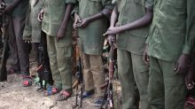 UN says 145 child soldiers released in South Sudan