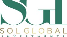 SOL Global Announces 3 Boys Farms' Receipt of Approval for Cannabis Processing and Dispensing in State of Florida