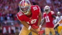 49ers shopping Dante Pettis ahead of trade deadline