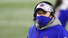 Sean McDermott cites Bills 'morale' for red-zone FG vs. Chiefs: 'Maybe I should've gone for it'