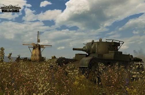 World of Tanks sets world record for most players concurrently online on a single server