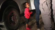 The defining photo of family separation in the U.S.