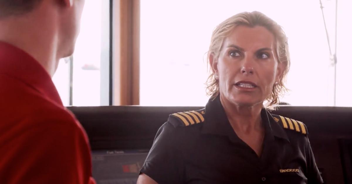 Rough Seas Ahead! , Below Deck Mediterranean Yacht Floods with Water in  Scary Season 4 Trailer