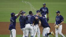 2-1. Brosseau pega un jonrón ganador y los Rays jugarán la Serie de Campeonato con los Astros