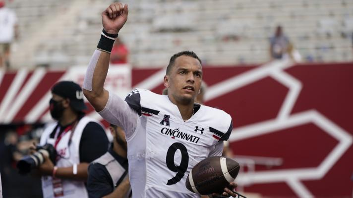 Does Cincinnati have a real shot at the College Football Playoff?   College Football Enquirer