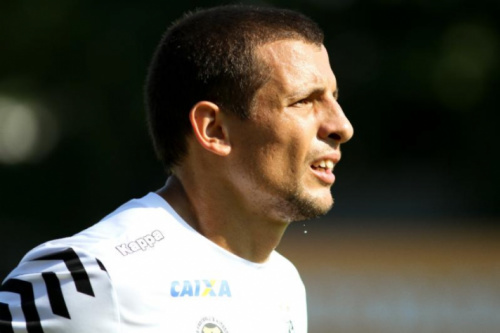 Dorival explica integração de Vecchio no Santos: 'Pedido da diretoria'