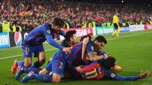 TNT exibe especial da Champions League com virada histórica do Barcelona sobre o PSG