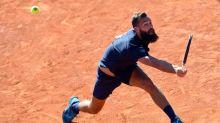 Tennis: Paire rallume la flamme grâce au public madrilène