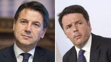 """Conte replica a Renzi: """"Porte aperte a Iv, no a un nuovo governo"""""""