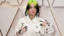 'If I shed the layers, I'm a slut': Billie Eilish removes baggy clothes to protest body shaming