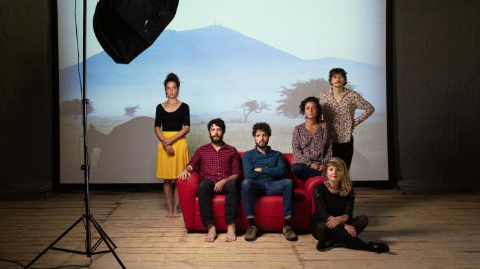 """Découvrez en exclusivité le clip de """"Quau te mena"""", extrait du premier album du stupéfiant groupe corrézien San Salvador"""