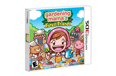 Gardening Mama 2: Forest Friends blossoms on 3DS in April