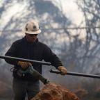 California wildfire victims sue utility PG&E alleging negligence