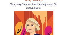 P&G testing hair analysis app, social network