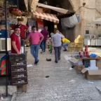 Shutters Come Down in Jerusalem as Israel Locks Down for Second Time