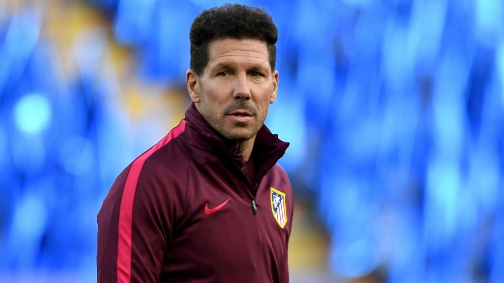 Atletico boss Simeone reveals dream to coach son Giovanni in the future