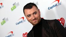 Sam Smith shares weight struggles