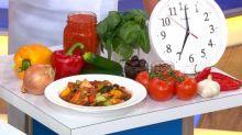 Kellyann Petrucci's Tuscan chicken recipe