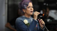 Lily Allen on the 'traumatic' delivery of her stillborn son