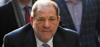 How much time will Harvey Weinstein serve in prison?