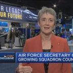 Air Force Sec. Wilson: Space Force could cost $13 billion...