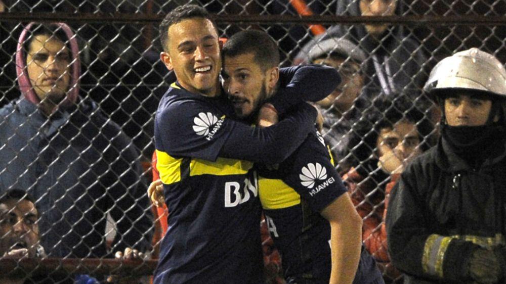 Así quedó la tabla final del Campeonato argentino 2016/17