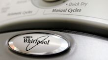 Whirlpool recalls half a million fire-risk tumble dryers as firm's VP says 'I'm sorry'