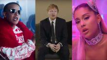 Las 10 canciones más escuchadas en Spotify durante 2019